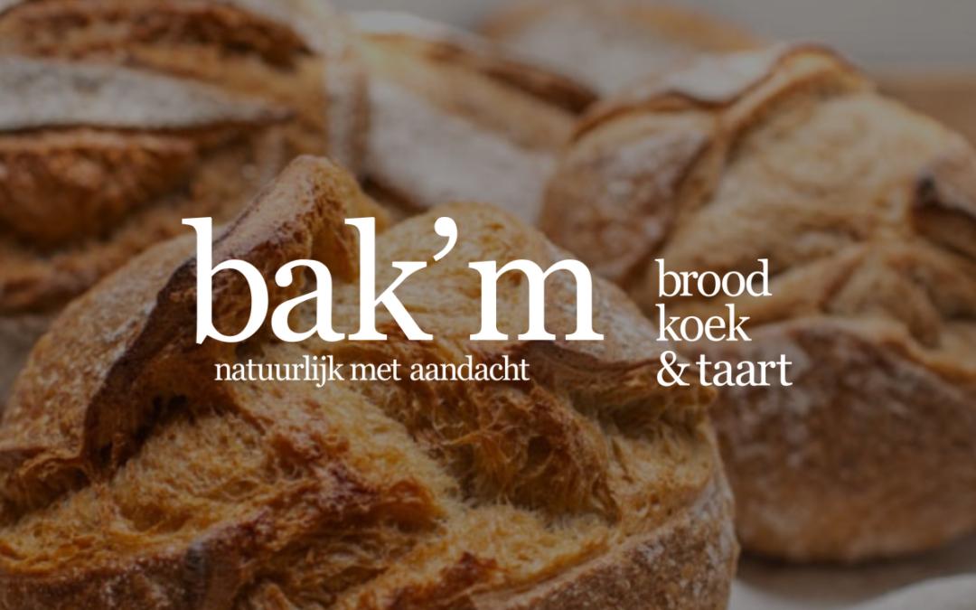 Bak'm heeft een nieuwe website